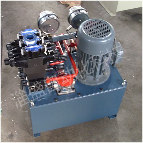 棒材加工设备液压站